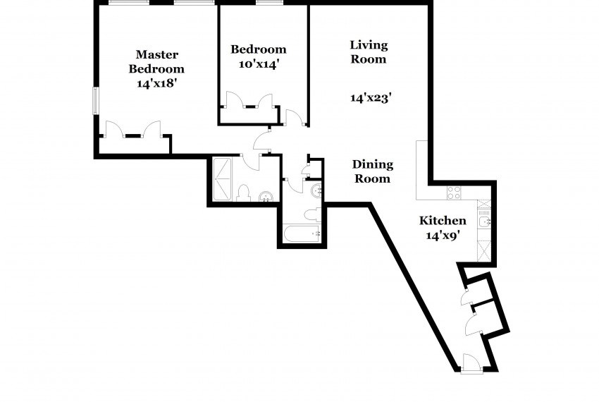 Floor Plan-Main Floor