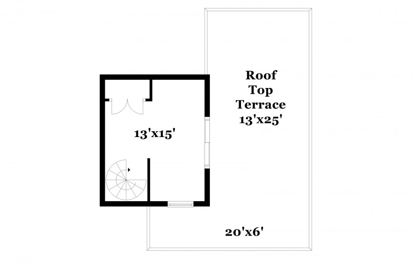 Floor-plan- Upper Level